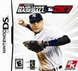 Major League Baseball 2K7 (Nintendo DS)